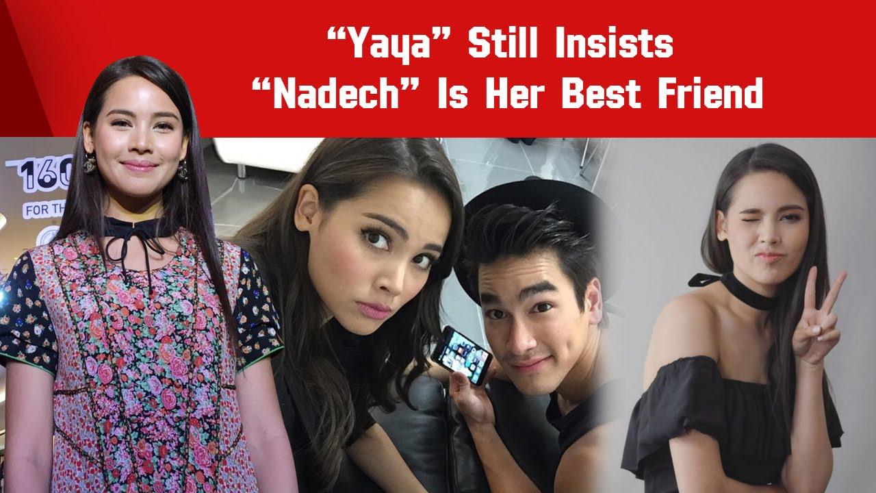 Latest denial confirms Nadech and Yaya more than siblings