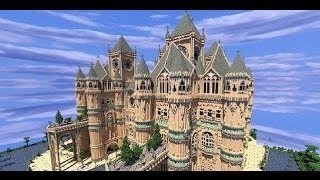 ШОК!!! Офигенный Механический Дом в Minecraft 1.5.2 BY ZHYK +Download
