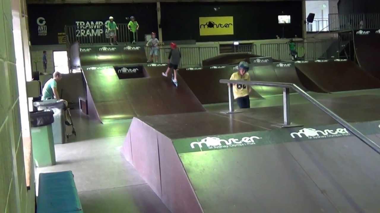 Monster Skatepark 2 Jan 2013
