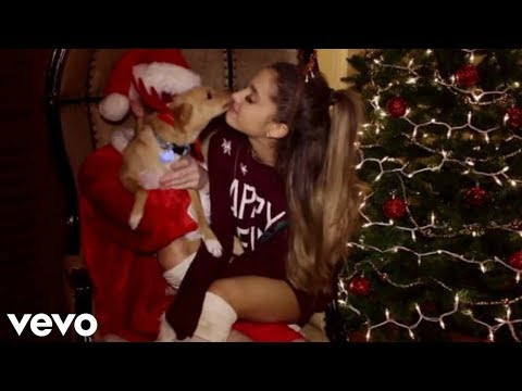 Ariana Grande - Milk & Cookies (Christmas Song)