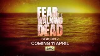 Бойтесь ходячих мертвецов(Fear the Walking Dead) || Официальный Русский Тизер-Трейлер (2016)