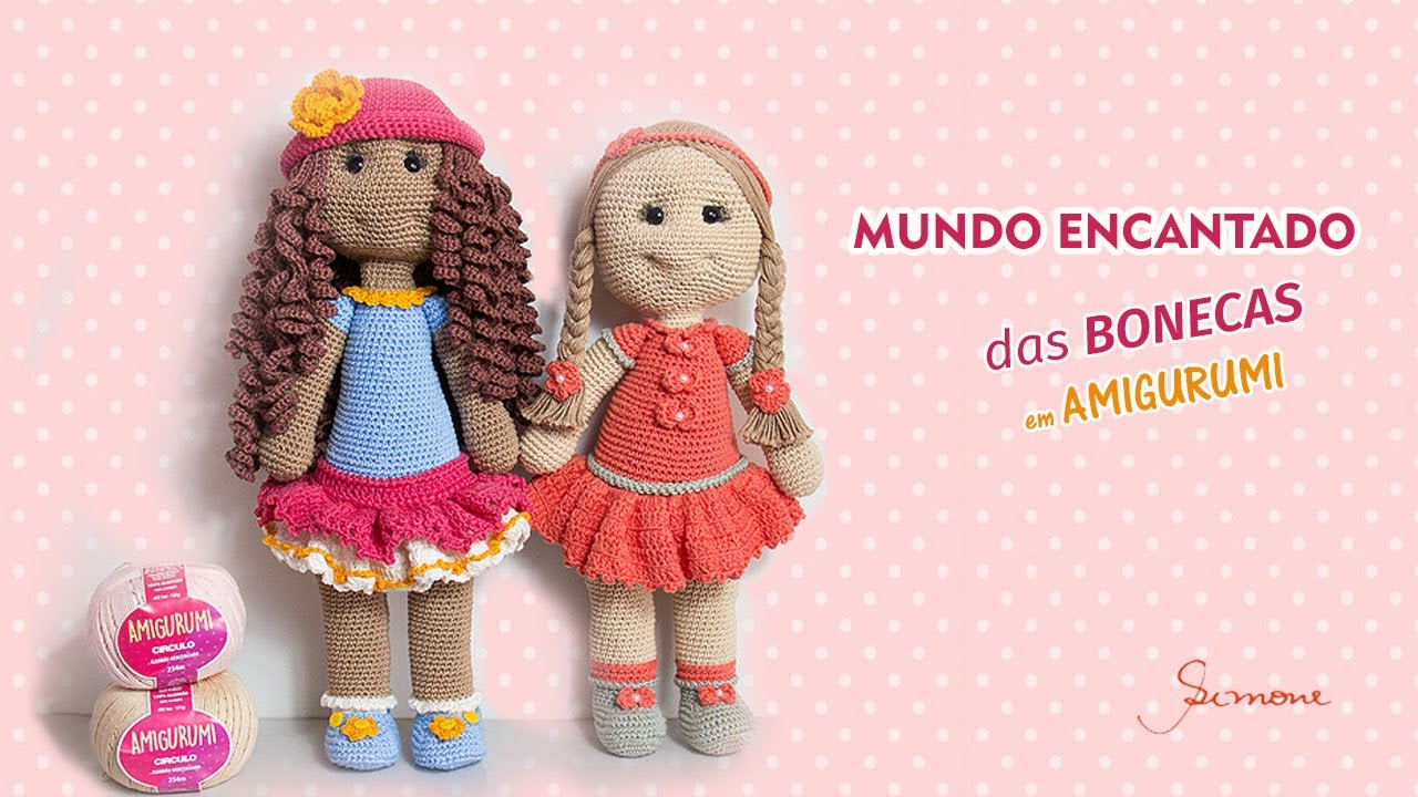 Boneca amigurumi | Bonecas Amigurumi. 2020-03-06 | 720x1280