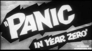 Panic in Year Zero (1962) - Movie Trailer