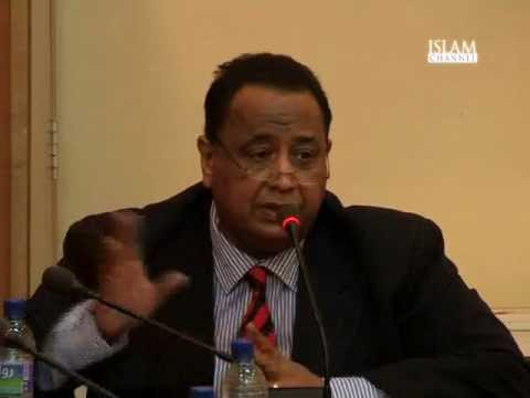 Sudan Peace Conference 1 ~ Peace Research Institute, University of Khartoum ~ 2/6 May 2013