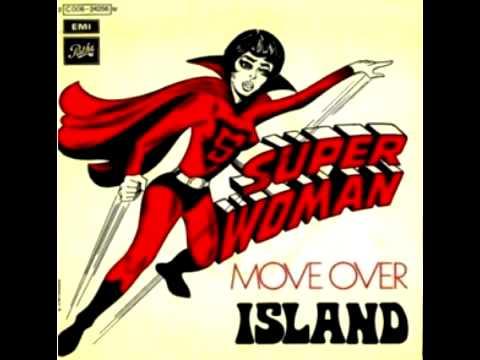 Island (Netherlands) - Super Woman(1971)