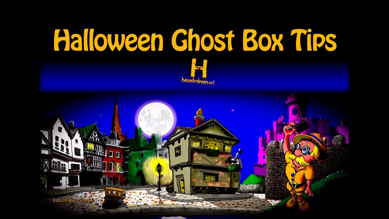 Ghost Boxes - Where Do the Words Come From? - Hollow Hill