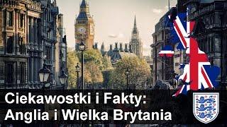 Ciekawostki o Anglii i Wielkiej Brytanii