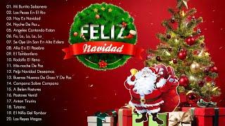 Feliz Navidad 2019 - Las Mejores Canciones de Navidad en Español - Música de Navidad en Español