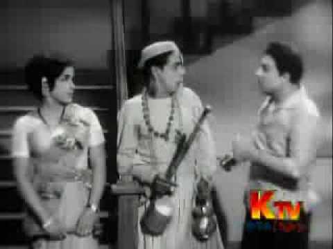 Kasikku pora sanyasi Song Nagesh MGR Manorama
