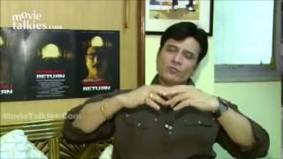 Sandeep Kulkarni talks about 'Dombivli Return'