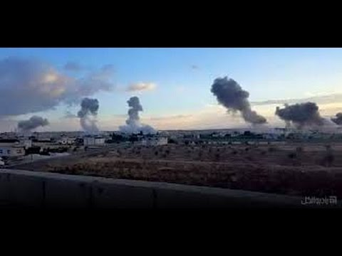 فرانس 24: Syria : Russia intensifies its strikes supporting the Syrian army offensive on the ground