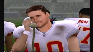 Week #6 | KC @ JAX | ESPN NFL 2K5 Kansas City Chiefs Franchise Mode (PS2)
