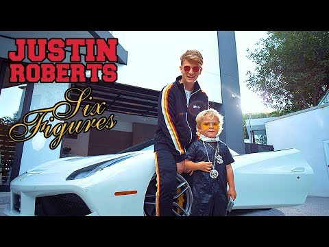 Justin Roberts - Six Figures (feat. Mini Jake Paul)