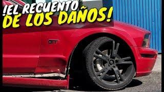 ESTO FUE LO QUE SE DAÑO CON EL ACCIDENTE | ManuelRivera11