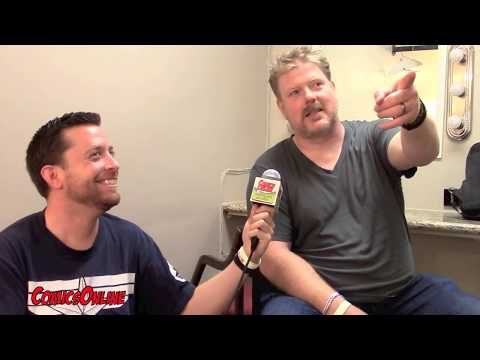 Interview with John DiMaggio - I Know That Voice at SDCC 2017 (ComicsOnline Exclusive)