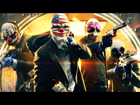 PAYDAY 2 - HITTING HEISTS!