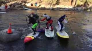 Whitewater SUP Cross - Colorado kayak Supply - Paddlefest 2015