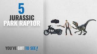 Top 10 Jurassic Park Raptor [2018]: Jurassic Park Alpha Cycle & Hybrid Raptor Pack
