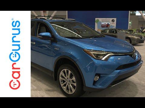 2016 Toyota RAV4 Hybrid | CarGurus Impressions