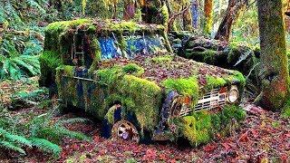 Нашли заброшенную машину и завели впервые за 60 лет!