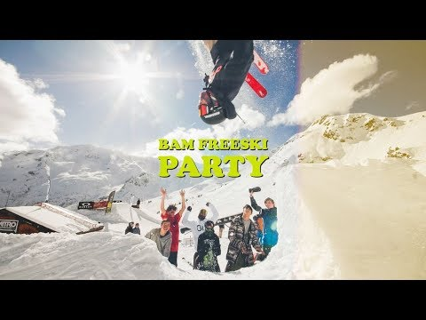 Bam Freeski Party