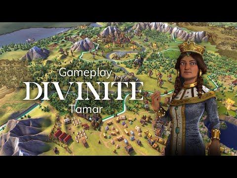 CIV 6 Tamar En Divinité EP01