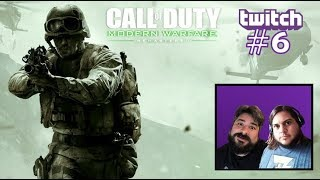 Game Rating Review Weekly TWITCH Stream: Call of Duty Modern Warfare 4 with Nick (05/01/19)