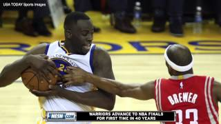 Golden State Warriors Advance To NBA Finals For First Time In 40 Years