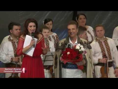 Spectacol Aniversar Constantin Enceanu la Sala Palatului