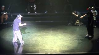 CROSS OVER【POP SEMI FINAL】KEI VS ACKY