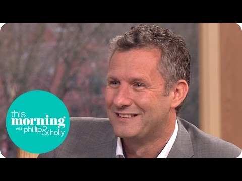 Adam Hills Laughs In the Face of Cancer | This Morning