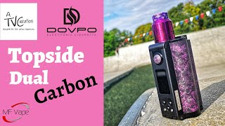 Topside Dual Carbon | Dovpo & TVC | Review & Rundown
