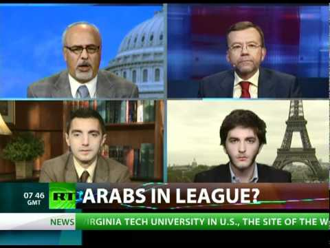 CrossTalk: Arabs in League?