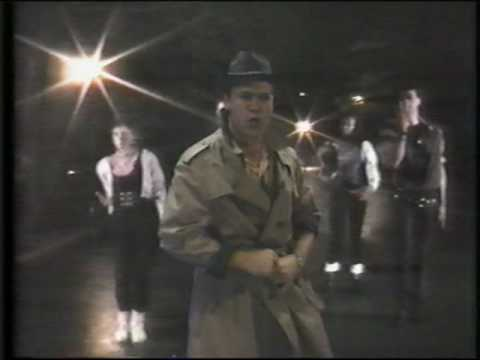 Bad Karaoke, circa 1987