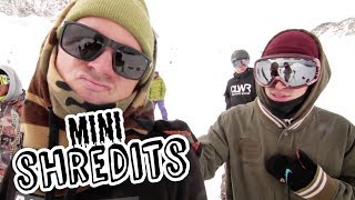 Marko Grilc VS Ethan Morgan: Game of G.R.A.B. | Mini ShredIts Ep 1