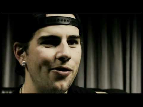 M Shadows Avenged Sevenfold's M....