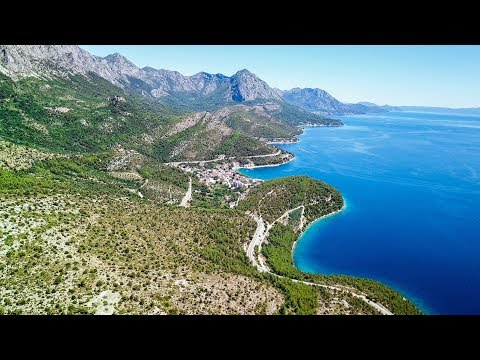 Croatia & Hvar Drone  4K 2017