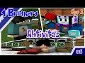 Keseharian 4 Brothers Eps 2 - Minecraft Animation Indonesia #5