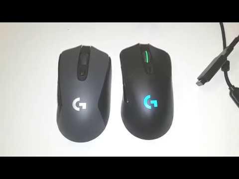Logitech G603 vs G703 review