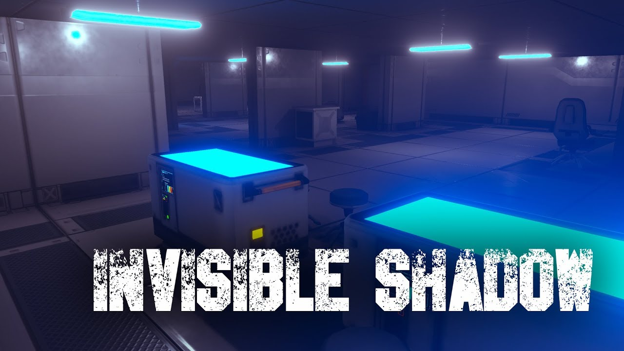 Invisible shadow - trailer beta version for Google play - RU