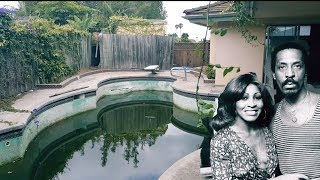 #309 INSIDE A FAMOUS ROCK STAR HOME Before It's Stripped! Tina Turner (6/11/17)