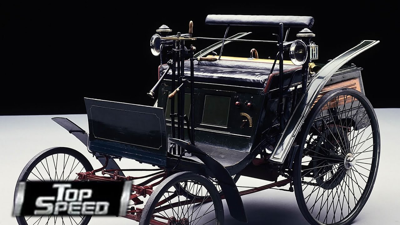 Top Speed - History Of The First Automobile | Going In Style - YouTube