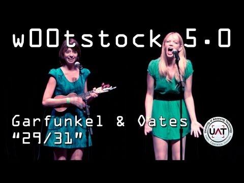 W00tstock 5.0 - Garfunkel and Oates
