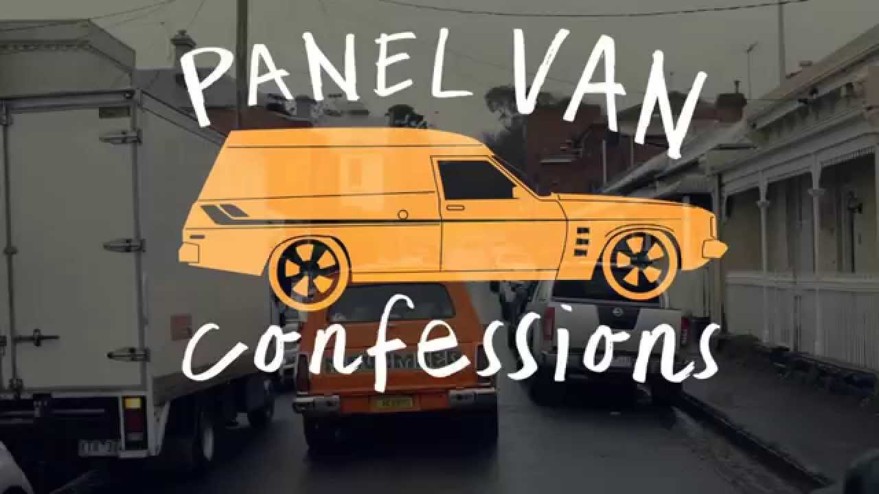 Panel Van Confessions - Lawrence Mooney