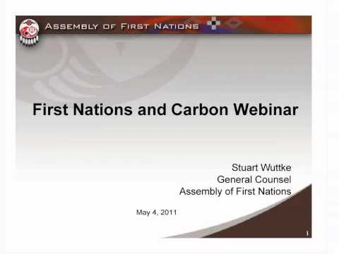 Emissions Trading Policies and Legislation in Canada 1/8