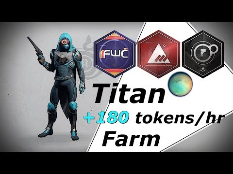 Destiny 2 | Faction Rally Farming (+180 Tokens/hr Guide)