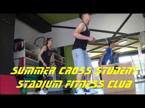 Summer Cross Student & Outdoor Challenge Cross στο Stadium Fitness Club