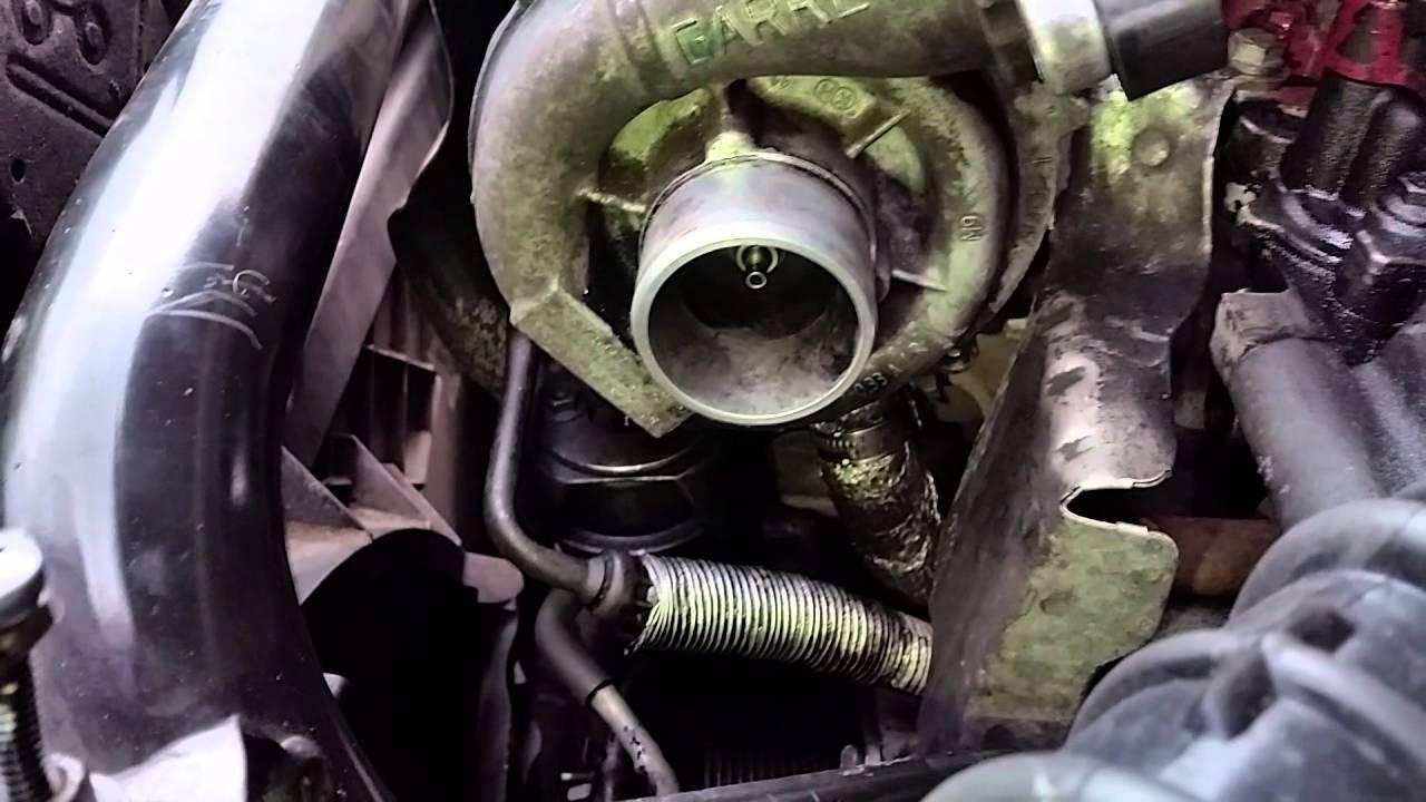 Ford C Max Turbolader Defekt Youtube