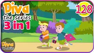 Seri Diva 3 in 1   Kompilasi 3 Episode Bagian 128  Diva The Series Official