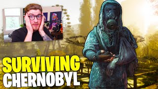 Surviving Chernobyl - Craft, Build & Survive Fallout in Chernobylite! (Chernobylite Walkthrough PT1)